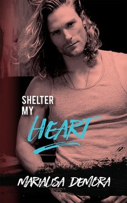 Shelter My Heart, Neither This Nor That (book 3), paperback, signed