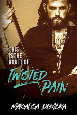 This Is The Route Of Twisted Pain, Neither This, Nor That (book 1), paperback, signed