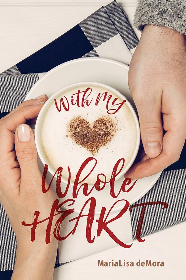 With My Whole Heart, paperback, signed