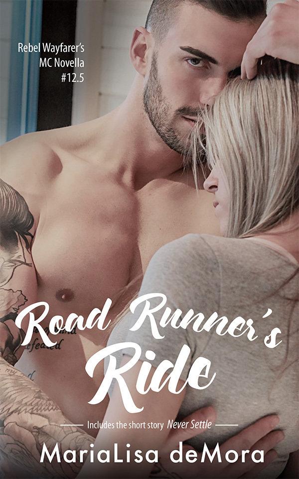 Road Runner's Ride, Rebel Wayfarers MC (book #12.5), paperback, signed 0000018