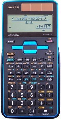 sharp calculator. el-w535tgbbl sharp calculator k