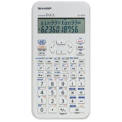 el 531xbdw scientific calculator with 2 line display products