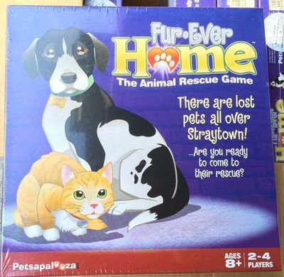 Fur-Ever Home Game