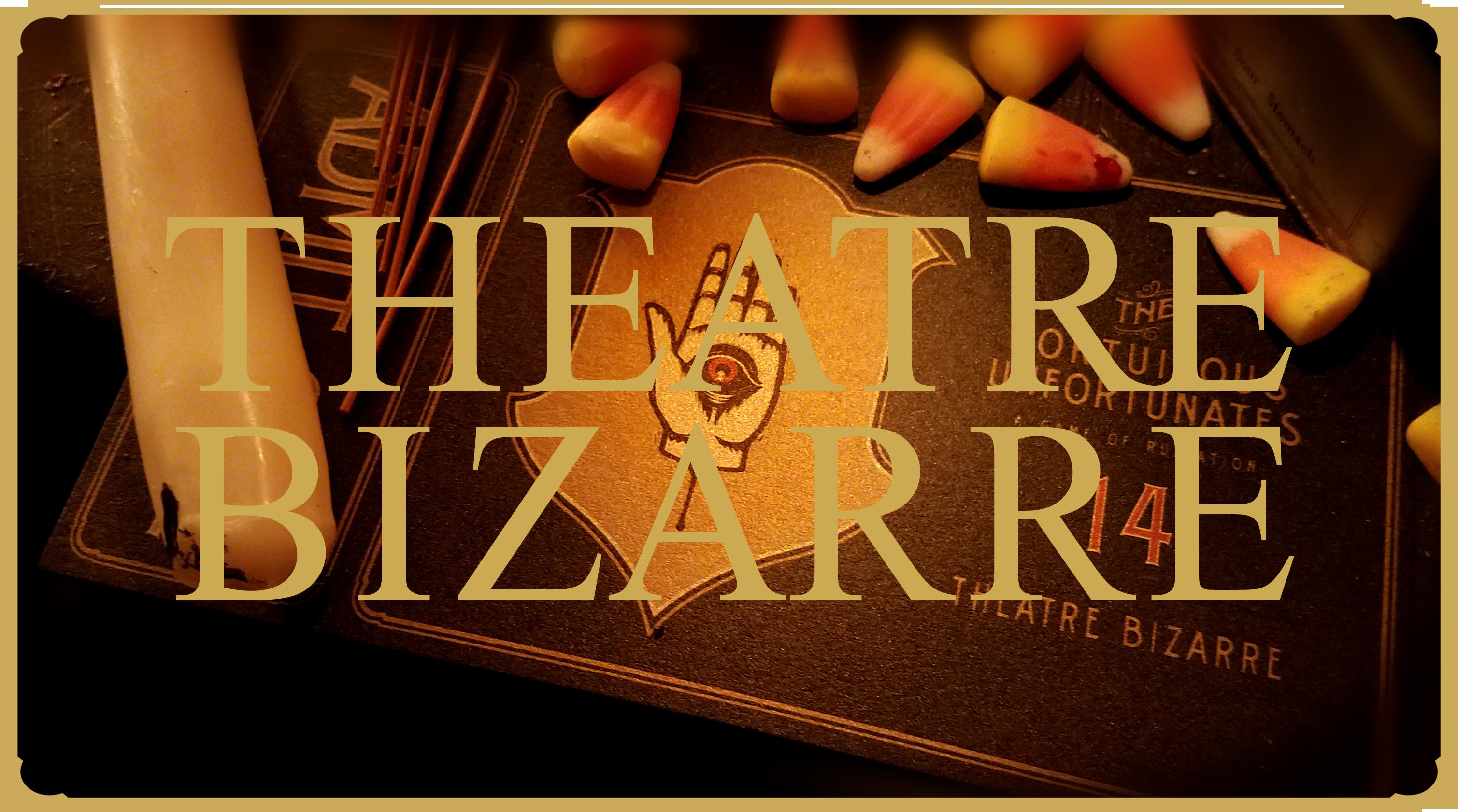 Ticket to Theatre Bizarre - October 14, 2017 66622107