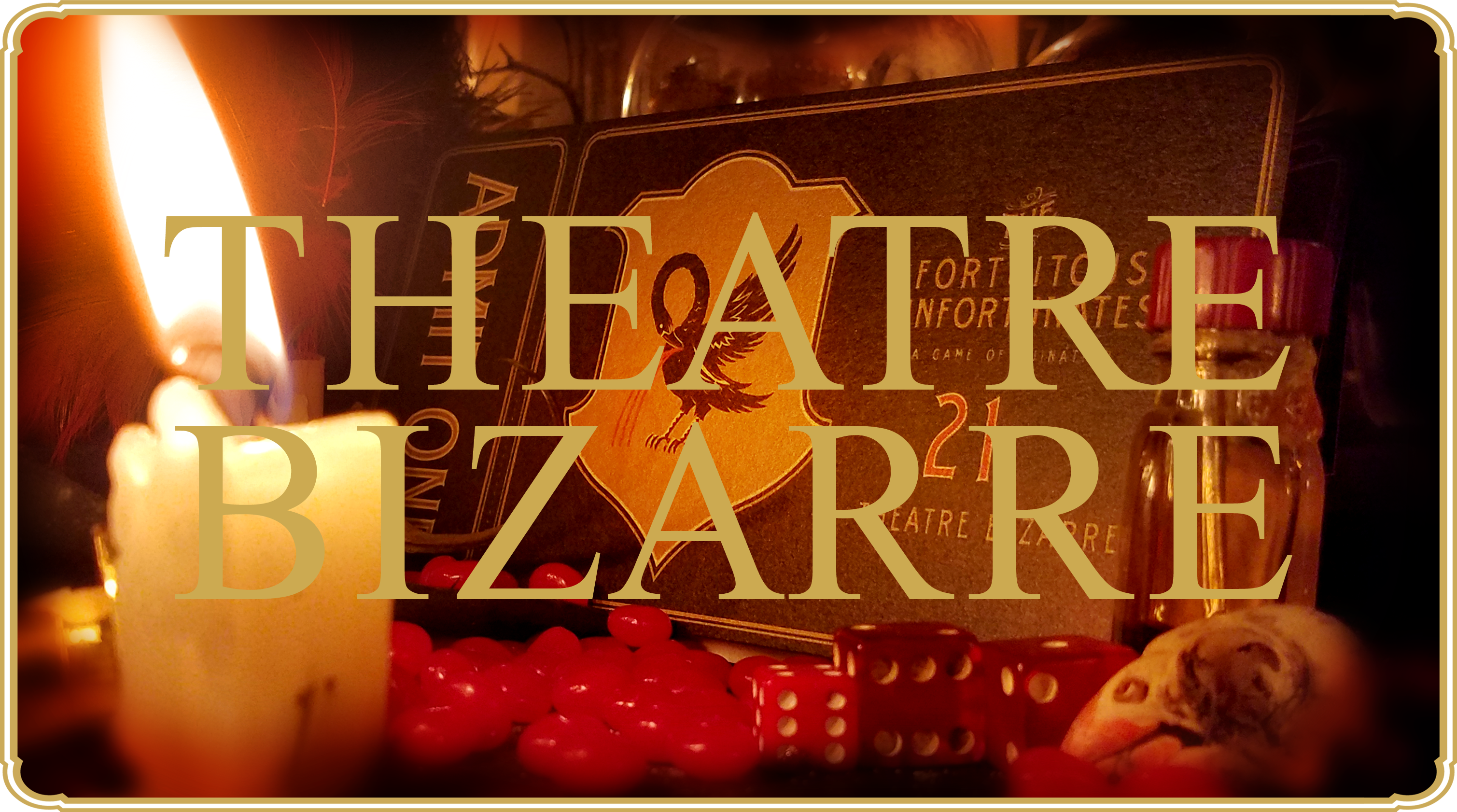 Ticket to Theatre Bizarre - October 21, 2017 66642017