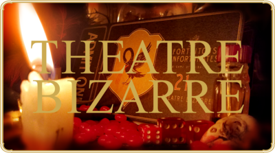 SOLD OUT - Theatre Bizarre