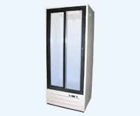 Шкаф холодильный универсальный Эльтон 0,7У купе