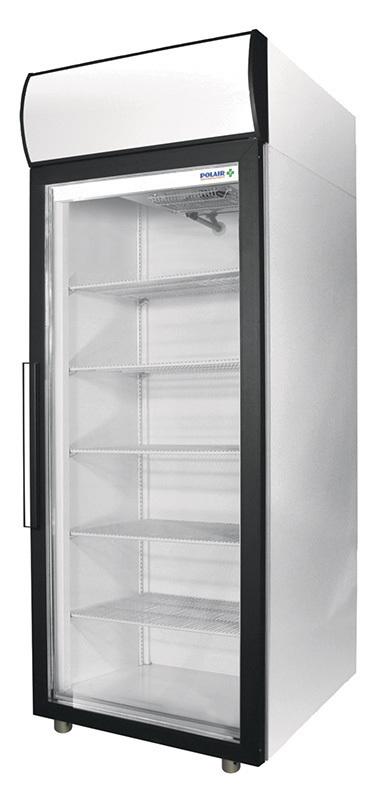 Шкаф холодильный фармацевтический Полаир  ШХФ ДС