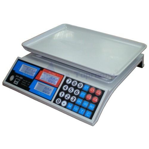 Весы бытовые GreatRiver DH-585 (30кг/5г) LCD