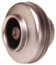 Вентиляторы канальные для круглых воздуховодов  серии СК