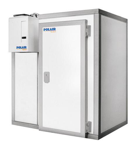 Холодильная камера КХН из панелей толщиной 80 мм.