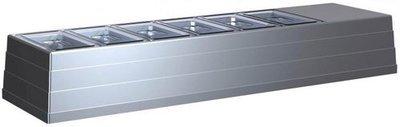 Фаст фуд холодильная витрина ВХС-1,4 Арго
