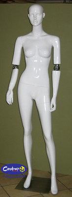 Манекен женский с подвижными руками G 039 K