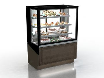 Холодильная витрина  Мария  Аква  Премиум  ( с запасником)