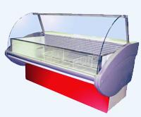 Холодильная витрина Илеть ВХН низкотемпературная