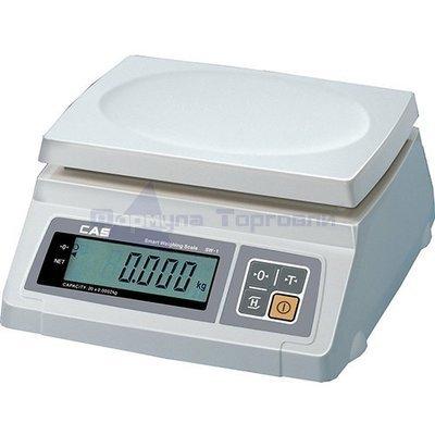 Весы порционные CAS SW-2