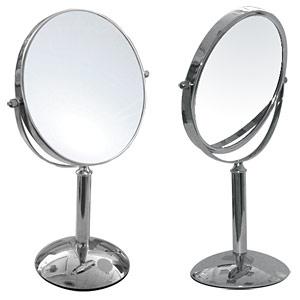 Зеркало настольное двухстороннее M203-C