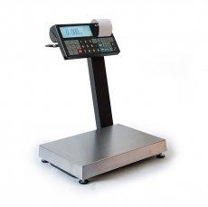 Весы-регистратор с печатью чека МАССА МК-15.2-RC-11