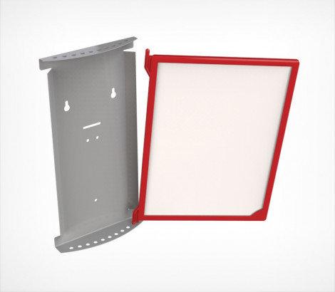 Перекидные системы рамок INFOLINE толщина 6 мм
