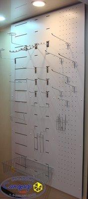 Перфо панель - эконом панель 1200 х 2000 мм.