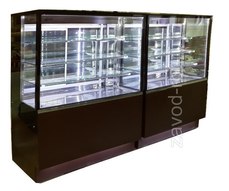 Холодильная витрина «МАРИЯ АКВА ПРЕМИУМ»