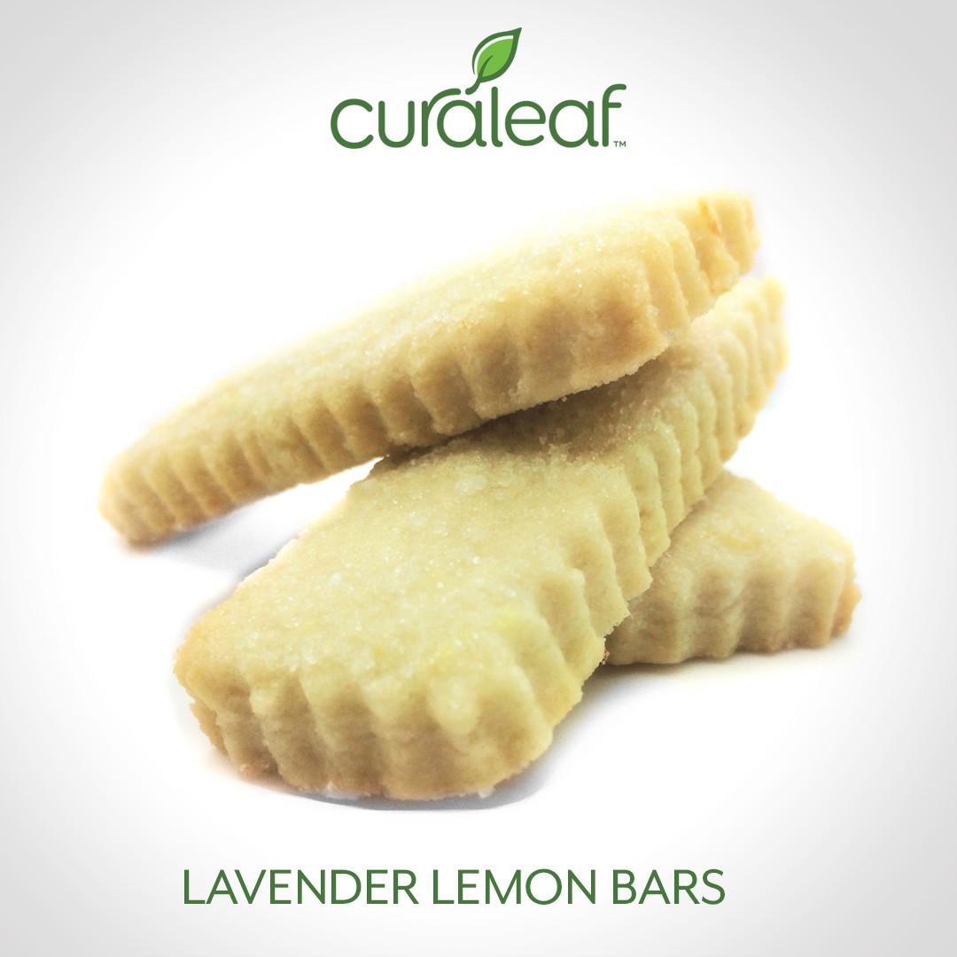 Lavender Lemon Bars 6388 (3 Cookies x 24.83 mg THC:30.56 mg CBD)(CL)