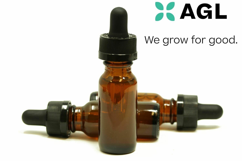 Cannabidiol F 1:1 Oral Solution NDC: 7298 (14.25 mg THC:15.65 mg CBD/mL x 10.03 mL)(AGL)