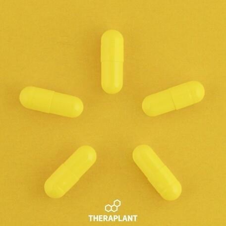 Churliva T100 7063 (10 Capsules x 100 mg THC)(TP)