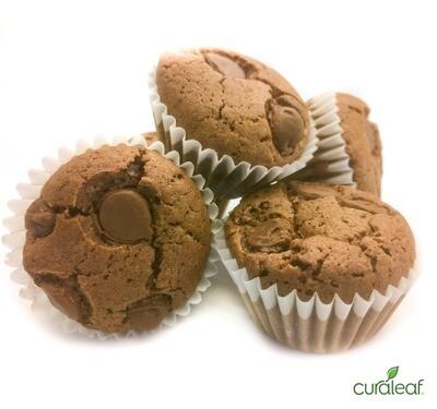 Brownie Bites 7448 (5 x 19.60 mg THC)(CL)