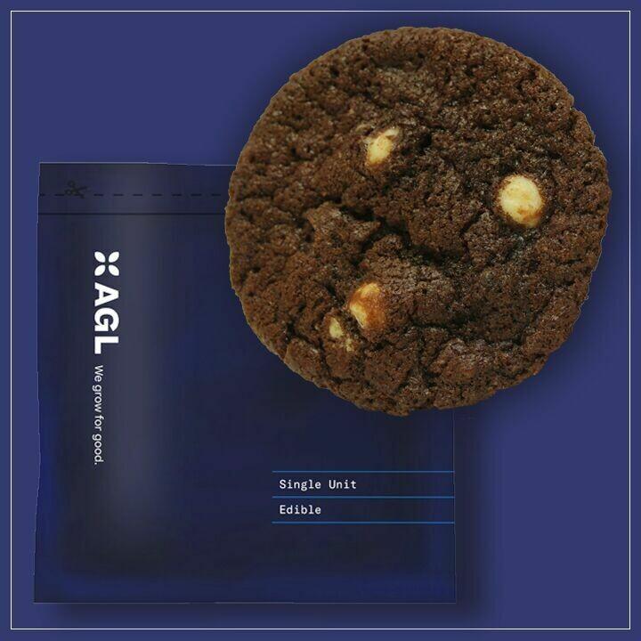 Indicore White Chocolate Hazlenut Cookie NDC: 7132 (40mg)(AGL)