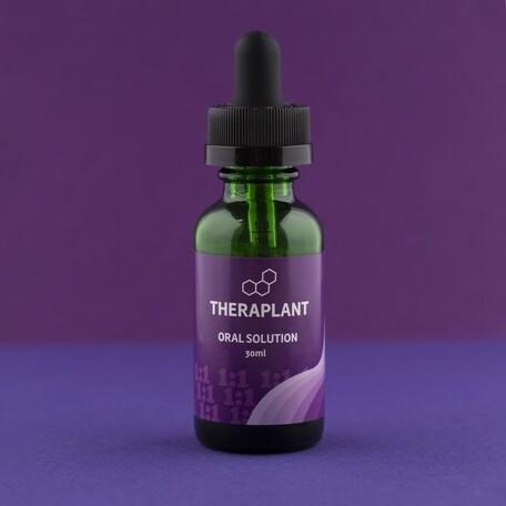 CBD1:1 C454T488 7598 (30mL Oral Solution)(TP)