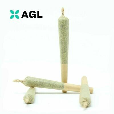 Cannabidiol H Pre Rolls T12.1C8.6 NDC:7774 (4 cones x 0.45g)(AGL)
