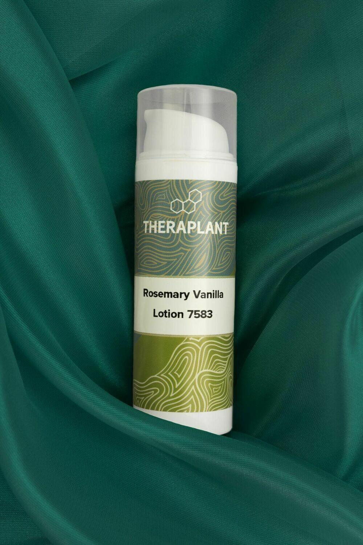Rosemary Vanilla Lotion 7583 (5.2 mg THC/1 mL Pump x 50 mL)(TP)