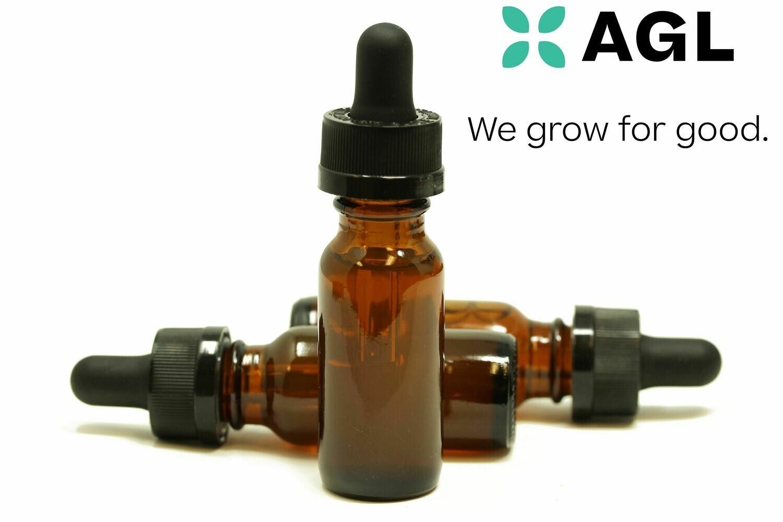 Cannabidiol D CBD Oral Solution NDC: 8208 (28.95 mg CBD/mL/1.33 mg/mL THC x 10.36 mL)(AGL)