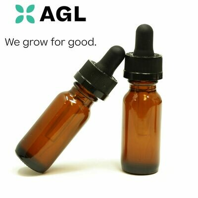 Hybridol J THCA Oral Solution NDC: 8252 (25.99 mg THC-A/mL x 11.54 mL)(AGL)