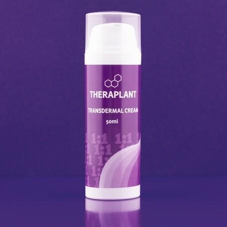 Transdermal Cream C120T119 8421 (4.9 mg Cannabinoids/Pump x 50 mL)(TP)