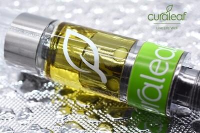 Citron T93% TD 8533 (464.0mg THC Distillate Cartidge)(CL)