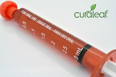 Rainbow C635 CBD Syringe 8535 (211.6 mg CBD/mL x 3 mL)(CL)