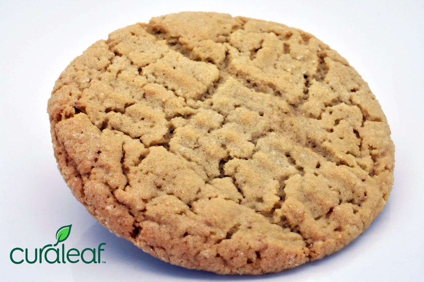 Peanut Butter Cookie 8555 (185 mg THC x 1 Cookie)(CL)
