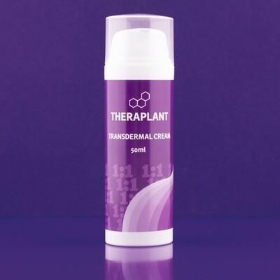 Transdermal Cream C125T118 8805 - 50mL (Theraplant)
