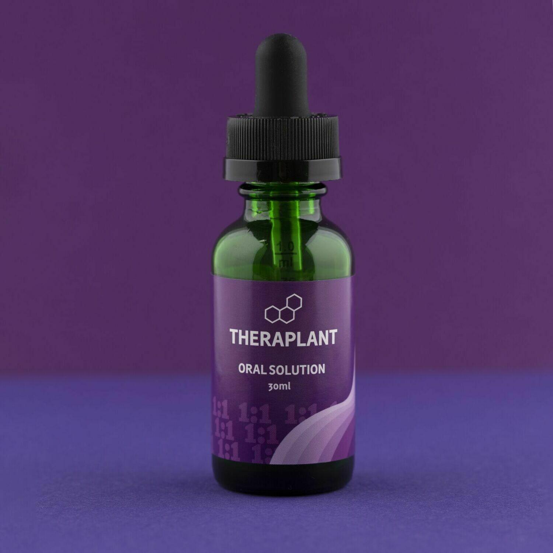 CBD1:1 C456T442 8822 (15.2 mg CBD/14.7 mg THC per mL x 30 mL)(TP