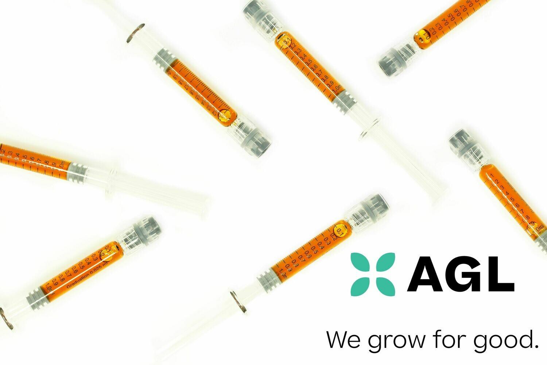 Hybridol Pure Oil T777 NDC: 8658 (1 mL Syringe)(AGL)