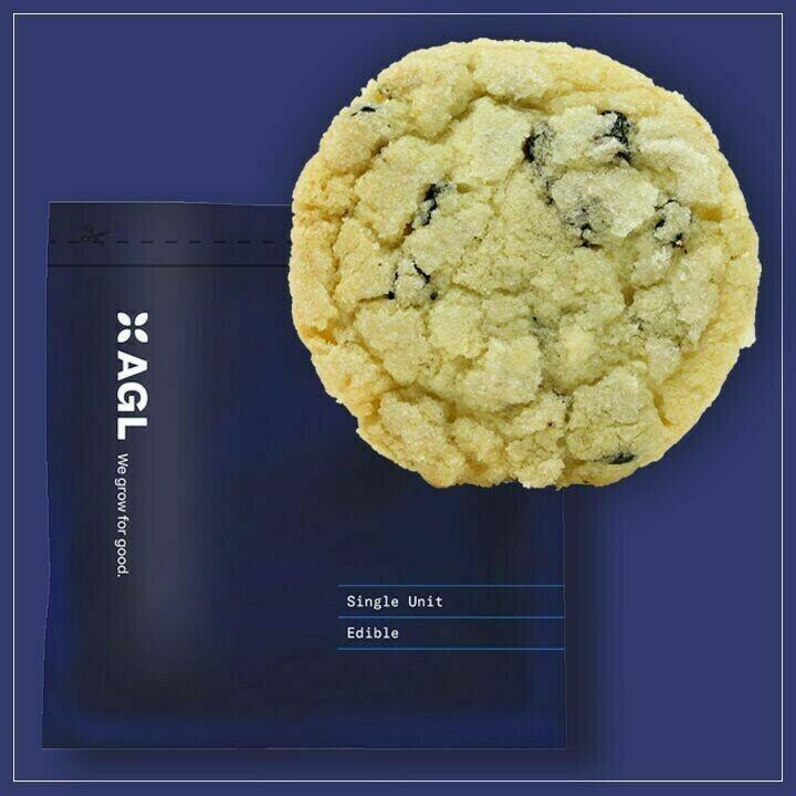 Sativum Blueberry Coconut Sugar Cookie NDC: 8766 (20 mg THC)(AGL)