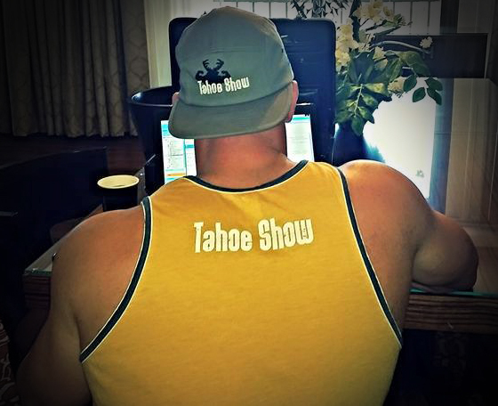 Back - Promoter Minnes rocking the tank before 2015 Pre-judging