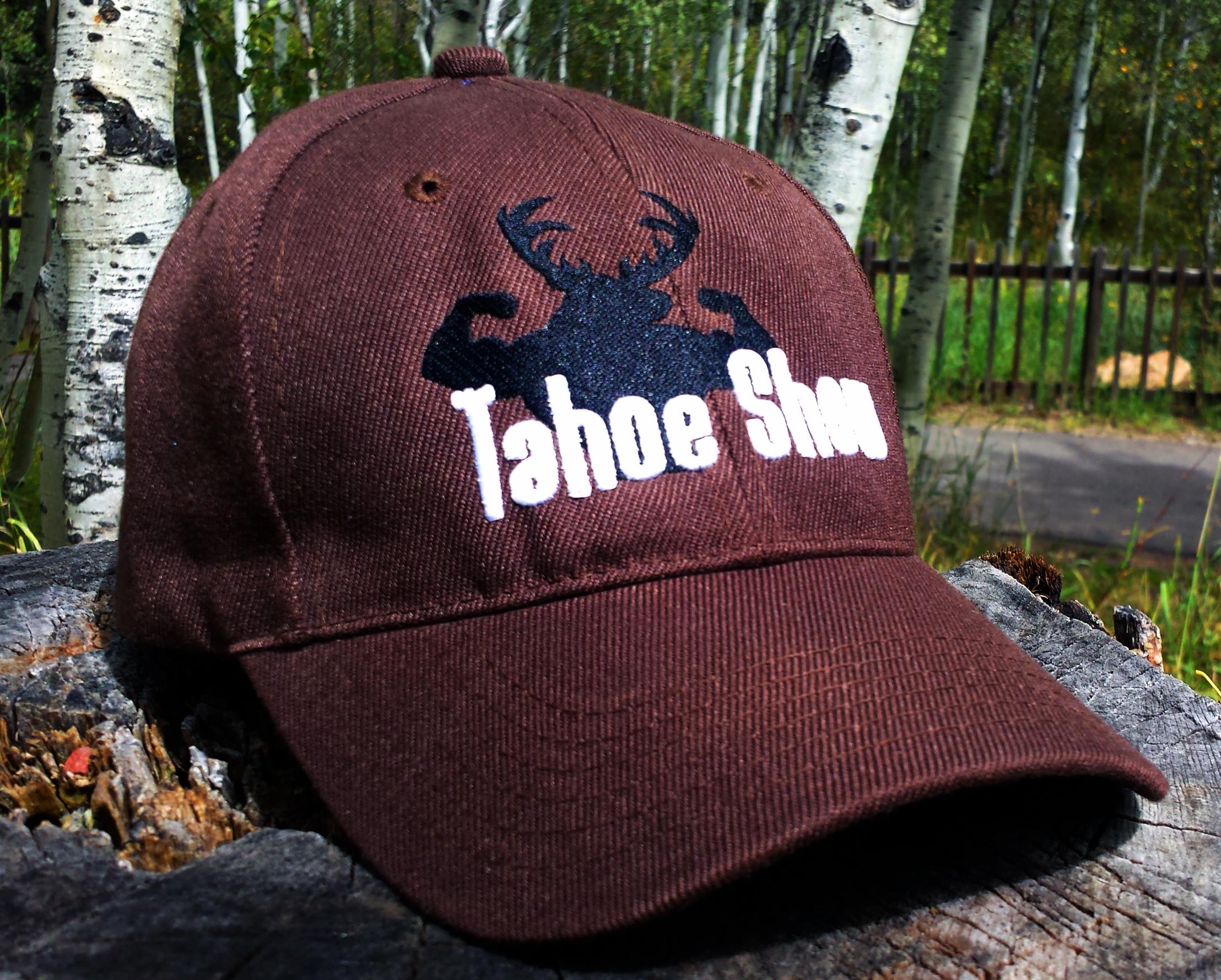 Tahoe Show® Brown Baseball Hat 60025