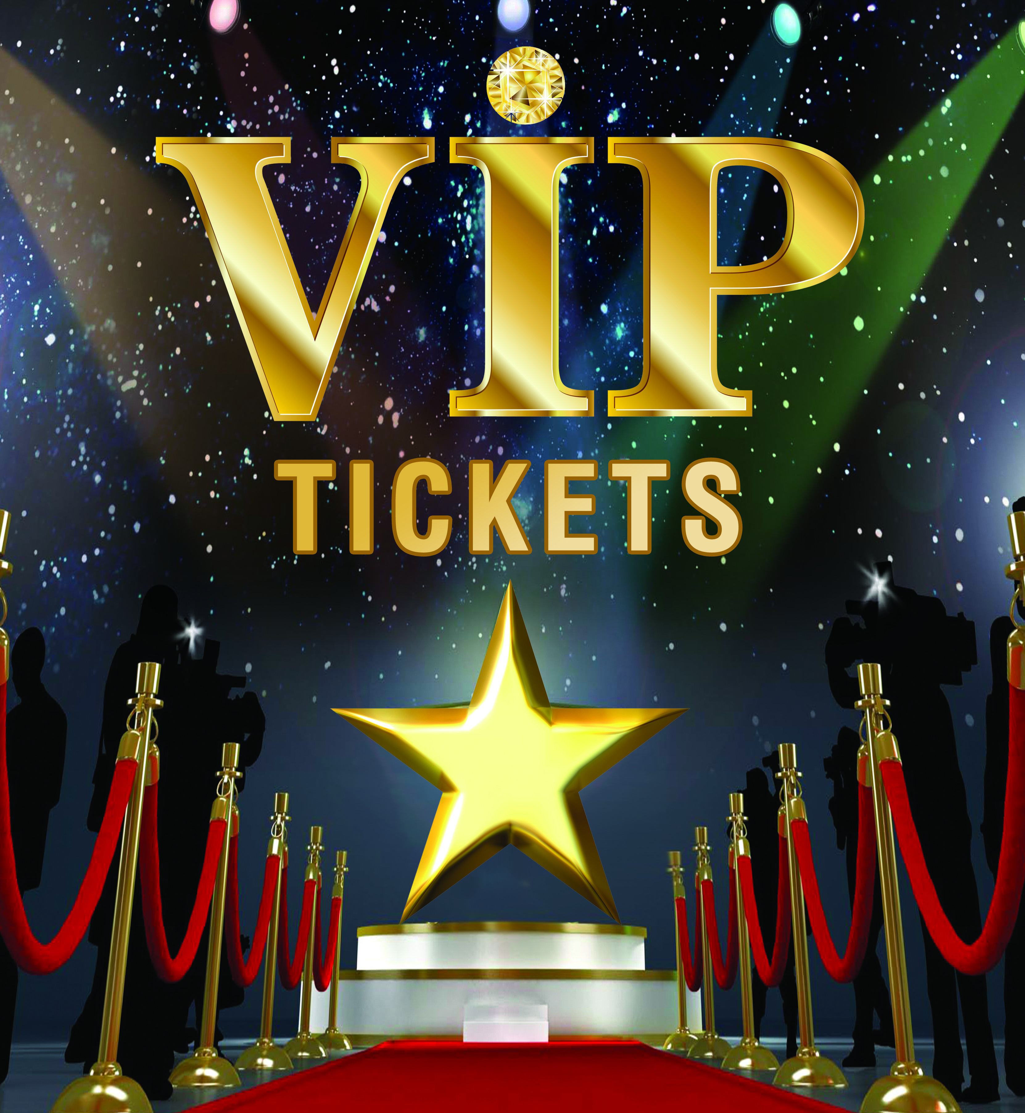 VIP Ticket 00014