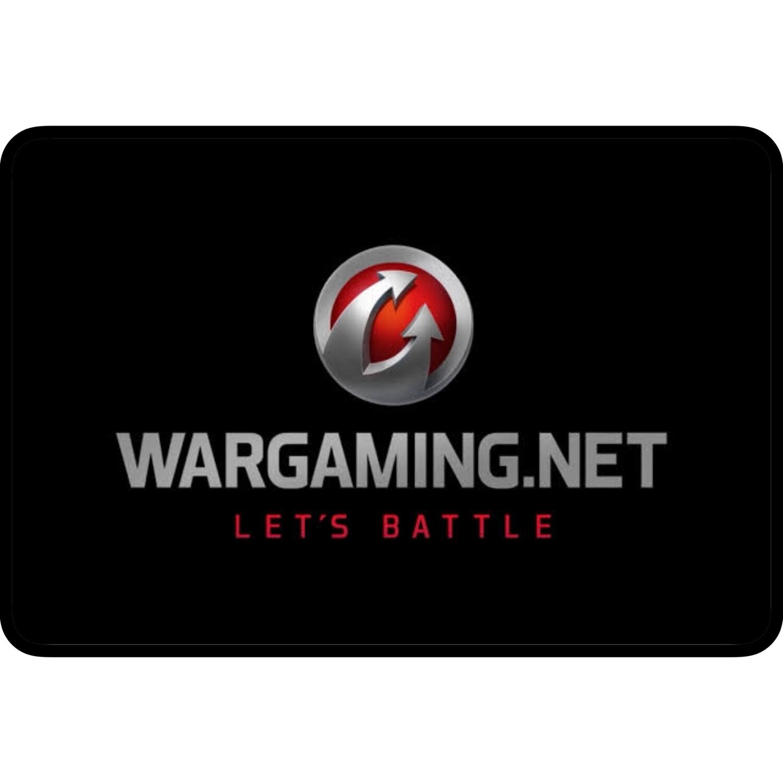 Wargaming.net Gift Card $20 $25 [Digital Code]