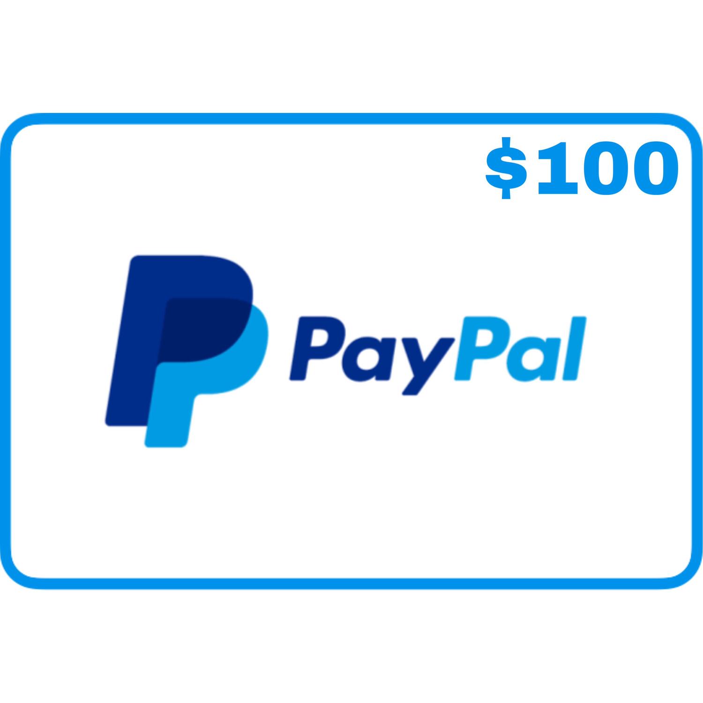 Jasa isi saldo Paypal $100