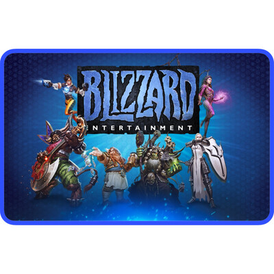Blizzard Battlenet Gift Card, World of Warcraft