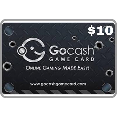 GoCash Game Card $10